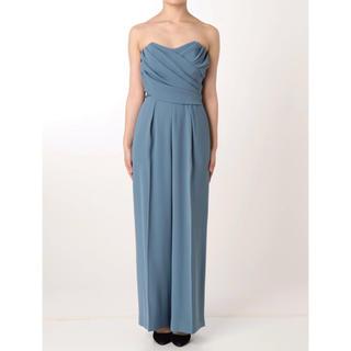 ラグナムーン(LagunaMoon)のLagunamoon  LADY クロスベアパンツドレス(その他ドレス)