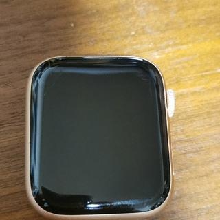 アップルウォッチ(Apple Watch)のアップルウォッチ シリーズ4 ピンクゴールド(腕時計(デジタル))