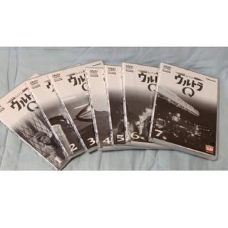 パナソニック(Panasonic)の0154 ウルトラQ1~7 DVD(キッズ/ファミリー)