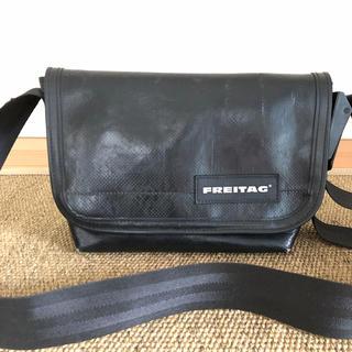 フライターグ(FREITAG)のFREITAG フライターグ 黒 ショルダーバッグ(ショルダーバッグ)