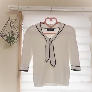 ジャスグリッティー(JUSGLITTY)のJUSGLITTY ニット(Tシャツ/カットソー(半袖/袖なし))