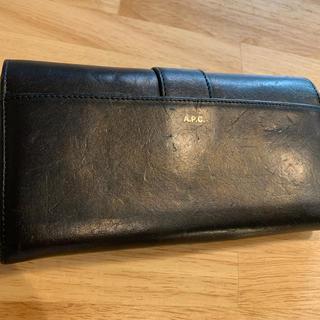 アーペーセー(A.P.C)のAPC アーペーセー 長財布 ウォレット(財布)