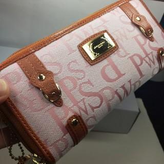 ピンキーウォルマン(pinky wolman)の新品未使用、pinky'wolman、長財布シルク(財布)
