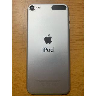 アイポッドタッチ(iPod touch)のiPod touch 第6世代 32GB (シルバー)(ポータブルプレーヤー)
