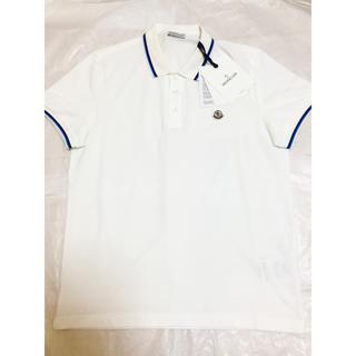 MONCLER - MONCLER ポロシャツ 新品 タグ付き 値下げ不可