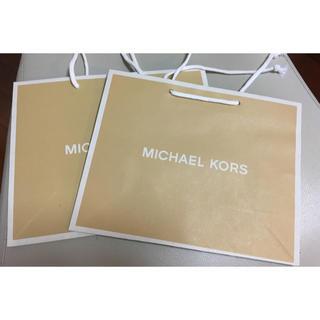 マイケルコース(Michael Kors)のMICHAEL KORS  ショッパー(ショップ袋)