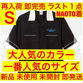 ジーユー(GU)の超大型店限定 即完売 オープンカラーシャツ GU STUDIO SEVEN +X(シャツ)