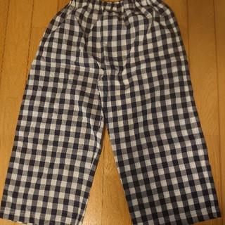 ムジルシリョウヒン(MUJI (無印良品))のmkky様専用!無印良品 150cm ステテコとハーフパンツ(パジャマ)