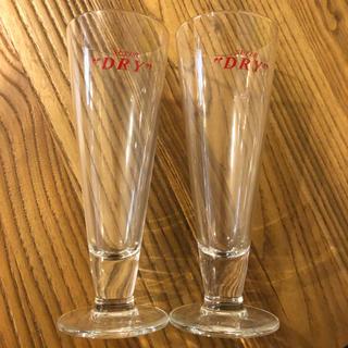 アサヒ(アサヒ)のアサヒスーパードライ ビアグラス6個セット(アルコールグッズ)