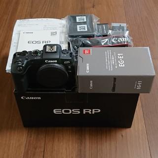 Canon - デジタルミラーレス一眼カメラキャノン EOS RP セット