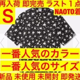 ジーユー(GU)の超大型店限定 即完売 ブロードシャツ 半袖 GU STUDIO SEVEN +X(ミュージシャン)