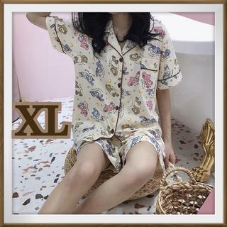 ダッフィー - ◆大人気◆ ダッフィーフレンズ XLパジャマ アイマスク 日本未入荷