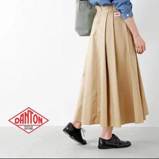 ダントン(DANTON)の【とも♡様専用】DANTON ロングスカート(ロングスカート)