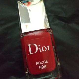 クリスチャンディオール(Christian Dior)のディオール ヴェルニ 999 (マニキュア)