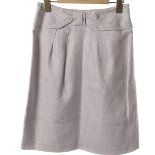 ジャスグリッティー(JUSGLITTY)のジャスグリッティー リボンスカート(ひざ丈スカート)