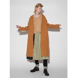 エンフォルド(ENFOLD)の【定価62640円!レア物!】ENFOLD コレクションライン シルク混スカート(ロングスカート)