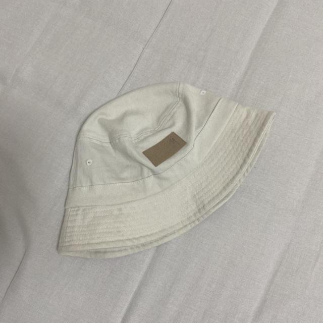 STUSSY(ステューシー)のstussy ストゥーシー バケットハット 古着 レディースの帽子(ハット)の商品写真