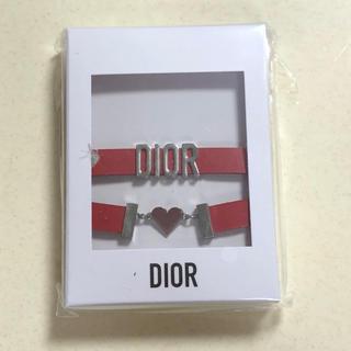 Dior - Dior ディオール チョーカー ブレスレット ノベルティ