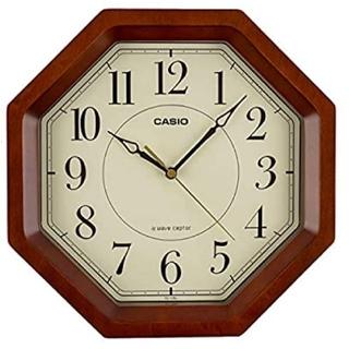 CASIO - 電波掛時計  カシオ
