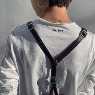 アメリヴィンテージ(Ameri VINTAGE)の「MINIMAL LONG TEE」(Tシャツ/カットソー(七分/長袖))
