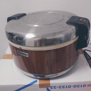 ゾウジルシ(象印)の保温ジャーと圧力鍋のセット(調理道具/製菓道具)
