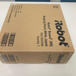 アイロボット(iRobot)の◾️さっちゃん専用ブラーバ390j(掃除機)