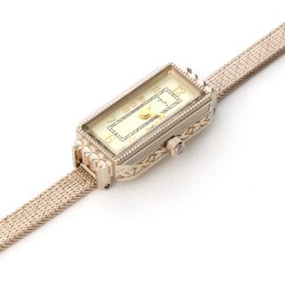 アガット(agete)のアガット腕時計 2019年購入(腕時計)