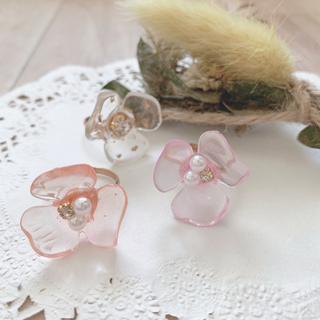 ⌇ flower ring ⌇(リング)