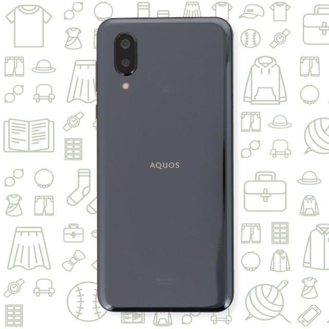 AQUOS(アクオス)の【C】AQUOSsense3plus/SH-RM11/64/SIMフリー スマホ/家電/カメラのスマートフォン/携帯電話(スマートフォン本体)の商品写真
