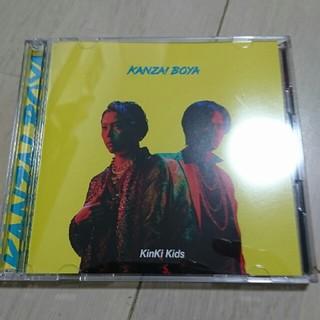 キンキキッズ(KinKi Kids)のカンサイボーヤ初回限定版 CD ブルーレイ(ポップス/ロック(邦楽))