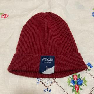 ユナイテッドアローズ(UNITED ARROWS)のMONSIEUR LACENAIRE ニット帽(ニット帽/ビーニー)
