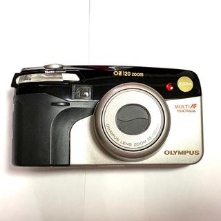 オリンパス(OLYMPUS)のOLIMPUS OZ120zoomカメラ(フィルムカメラ)