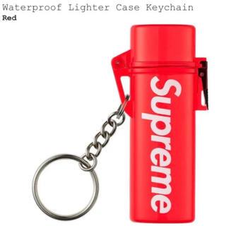 Supureme Waterproof LighterCase Keychin(その他)