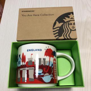 スターバックスコーヒー(Starbucks Coffee)のイギリス スターバックスマグカップ(マグカップ)