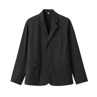 ムジルシリョウヒン(MUJI (無印良品))の多摩がわ様専用(テーラードジャケット)