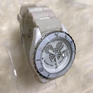 サマンサシルヴァ(Samantha Silva)の商品:サマンサシルヴァ ミッキーマウスウォッチ(電池交換済)(腕時計)