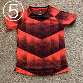 アディダス(adidas)のadidas キッズTシャツ 130サイズ ⑤(Tシャツ/カットソー)