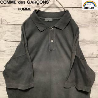 コムデギャルソン(COMME des GARCONS)の[一点物]  [コムデギャルソンオム] 90's ポロシャツ (ポロシャツ)