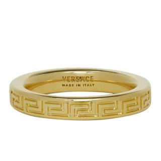 ヴェルサーチ(VERSACE)のVersace Thin Empire グリーク リング(リング(指輪))