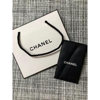 シャネル(CHANEL)のCHANEL鏡/シャネル化粧品/シャネルショップ袋/シャネル定期入れ/定期入れ(名刺入れ/定期入れ)