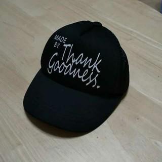 サンカンシオン(3can4on)のキャップ帽子(帽子)