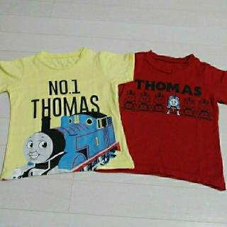 ベルメゾン(ベルメゾン)のトーマスTシャツ サイズ100(Tシャツ/カットソー)