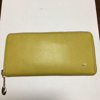 シャルルジョルダン(CHARLES JOURDAN)のシャルルジョルダン☆財布(イエロー)(財布)