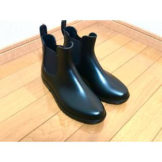 レインブーツ(ブラウン)(レインブーツ/長靴)