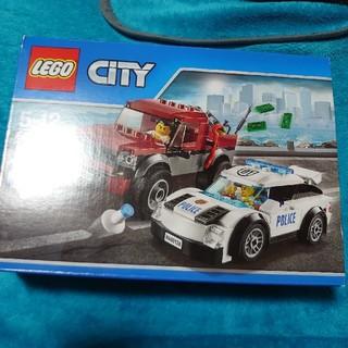 Lego - レゴ レゴシティ LEGO ポリスカーのドロボウ追跡 60128