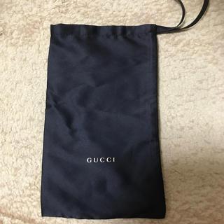 グッチ(Gucci)のGUCCI巾着(その他)