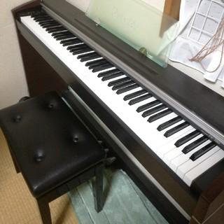 カシオ(CASIO)のCASIO 電磁ピアノ PX700 椅子付き(電子ピアノ)
