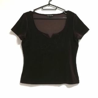 フォクシー(FOXEY)のFOXEY NEW YORK シャツ 美品(カットソー(半袖/袖なし))