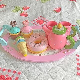 マザーガーデン ティータイムセット(知育玩具)