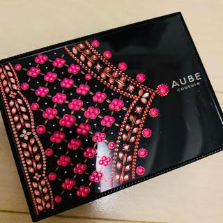 オーブクチュール(AUBE couture)のオーブクチュール デザイニングジュエル コンパクトG BK 02(アイシャドウ)